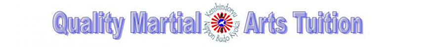 kenshindoryu.co.uk o Logo