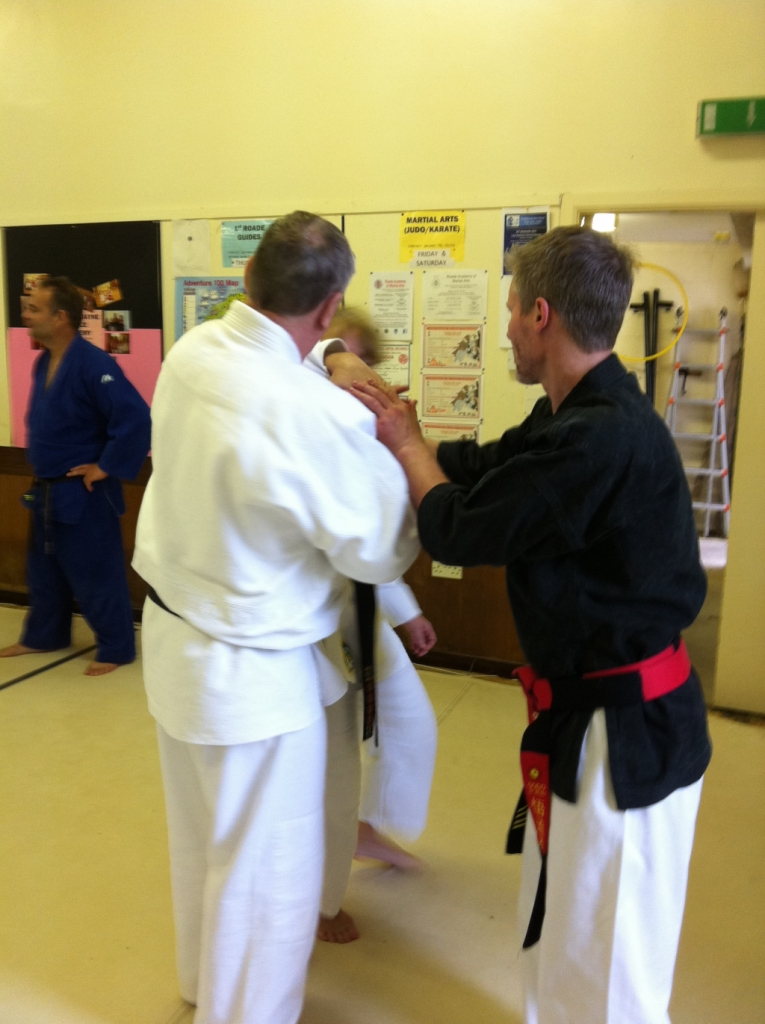 jones patrick martial artist