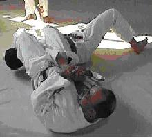 Juji Gatame from Newaza no Kata